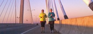 Bridge Running Buddies
