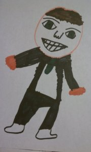 Andrew by Nate (age 7)