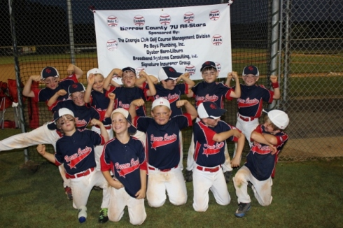 Barrow County 7U All-Stars